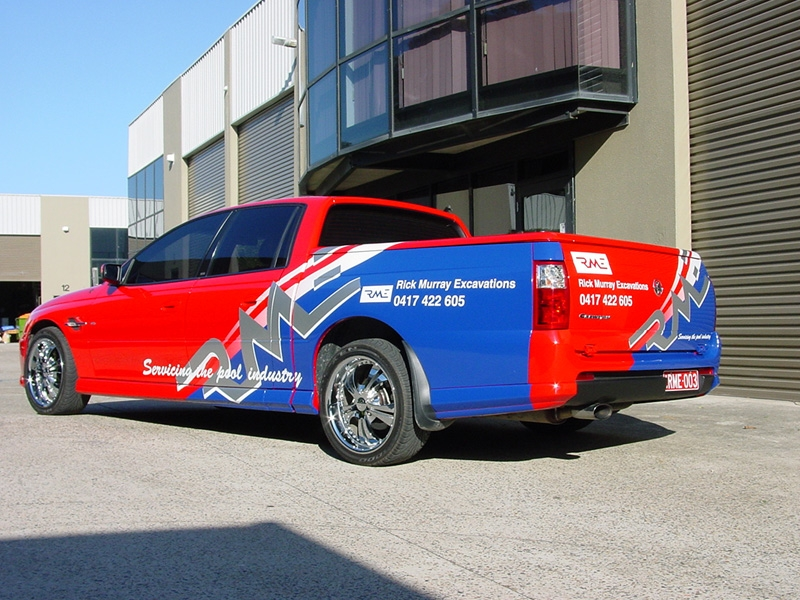 Vehicle Wraps Graphics Design Car Wrapping Sydney